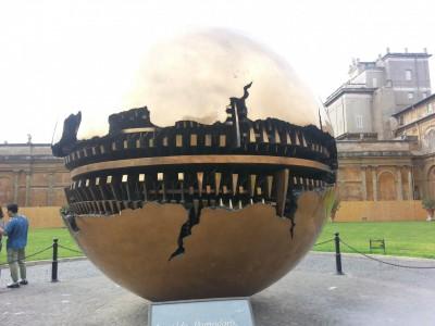 Boule au Vatican, Rome