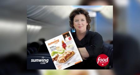Sunwing bonifie son menu à bord payant, le Sunwing Café
