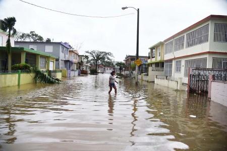 Porto Rico dévasté par Maria