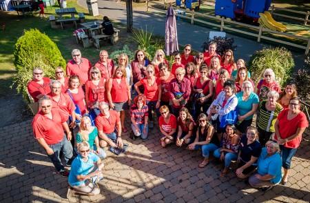 Club Voyages Solerama croque le succès à pleines dents aux Vergers Lafrance