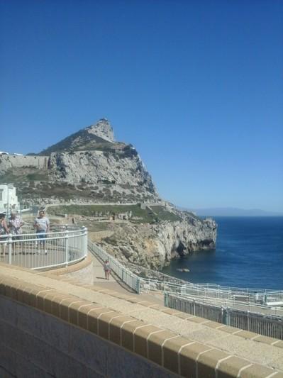 Solide comme le Roc de Gibraltar