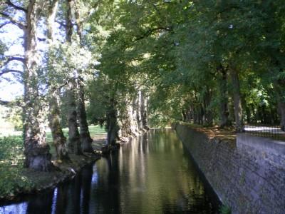 Romantique canal