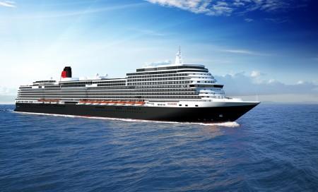 Un quatrième navire pour Cunard