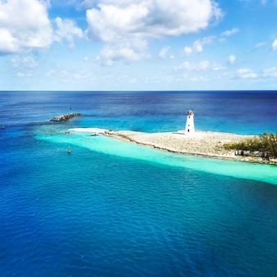 Phare de Nassau, Bahamas