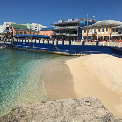 Promenade à Grand Cayman