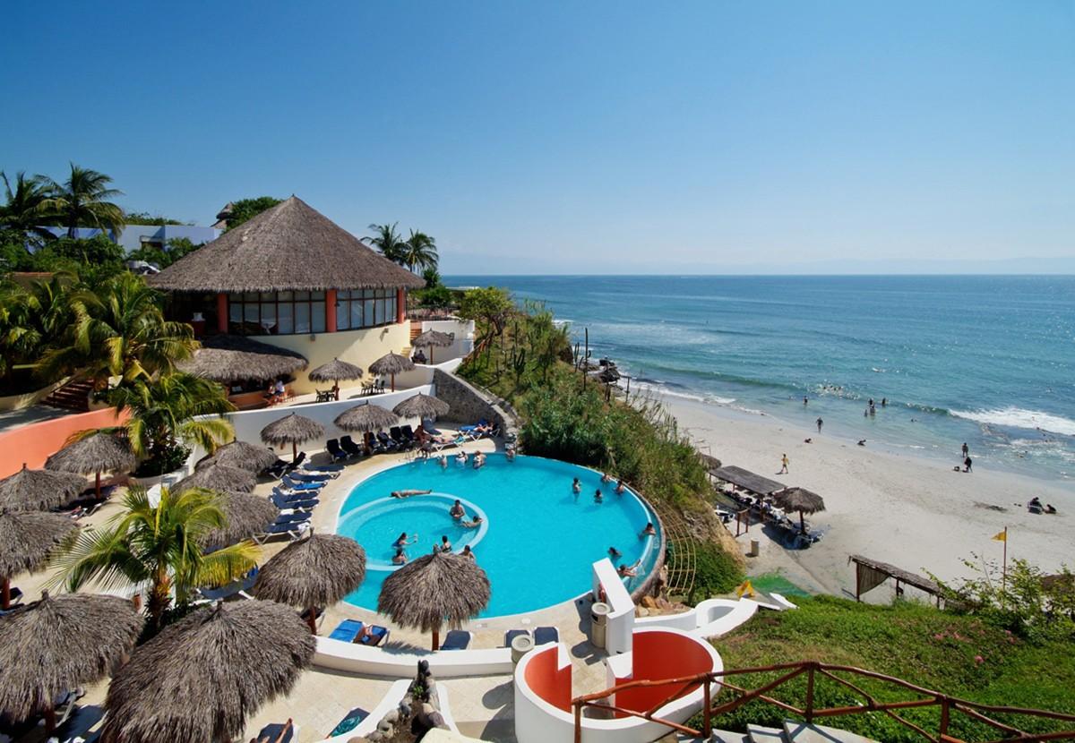 Les 10 plus belles piscines de la Riviera Nayarit