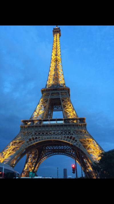 Sublime Tour Eiffel
