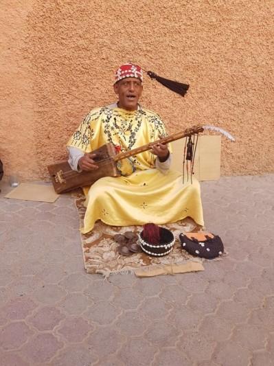 Bob Marley Marocain