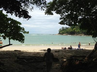 Les belles plages Costa Rica