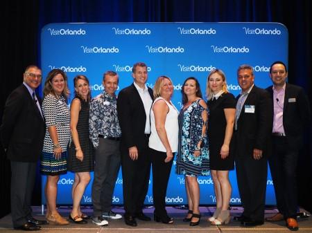 Toujours plus de Québécois voyagent à Orlando