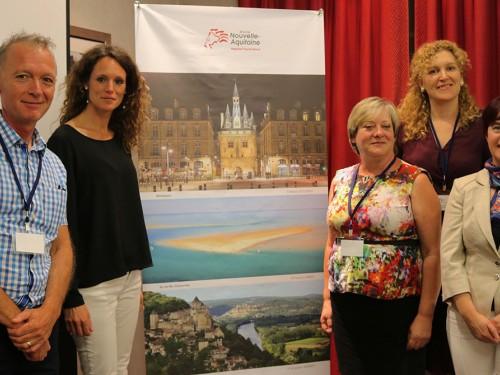 La Nouvelle-Aquitaine en mode séduction à Gatineau