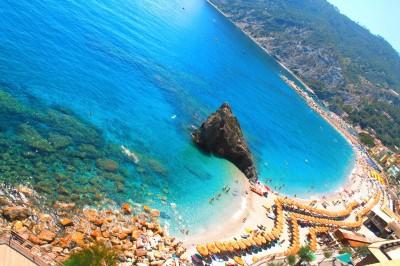 Monterosso Al Mare en Italie