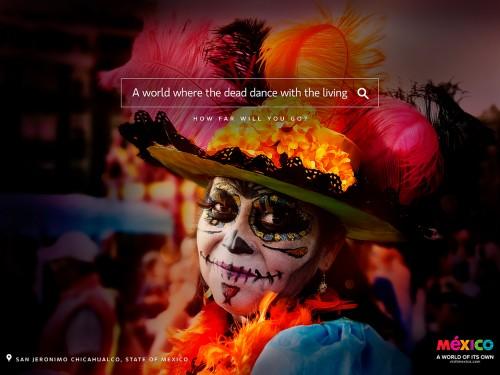 Une campagne mondiale «Un monde à part» pour le tourisme mexicain