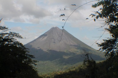 Mont Arenal, Costa Rica
