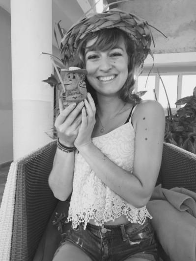 Audrey à Cuba