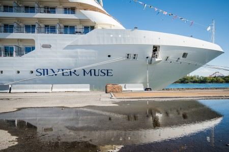 Reportage à bord du Silver Muse de Silversea