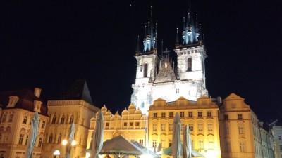 Prague La Magnifique  !!