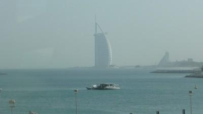 Visite exclusive du seul hôtel 7 étoiles dans le monde et aussi le symbole de Dubai.
