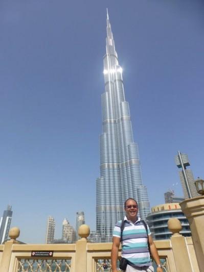 Visite du Burj Khalifa