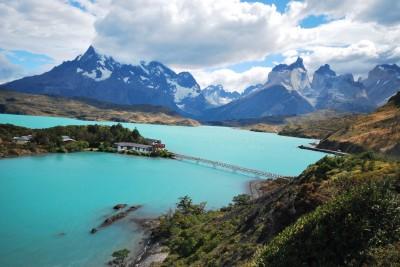Parc National Torres del Paine au Chili