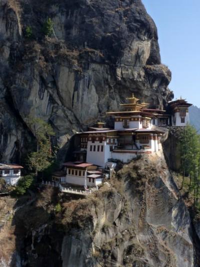 Monastère Taktsang Bhoutan
