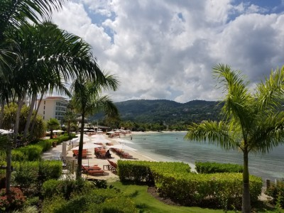 Beach and ocean Moon Palace Jamaïca