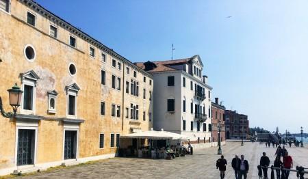 Un Gran Meliá sur le grand canal de Venise