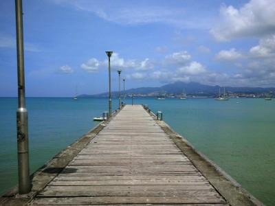 Vue sur Fort-de-France, Martinique