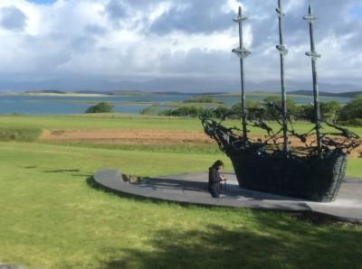 Mémorial de la famine, Irlande