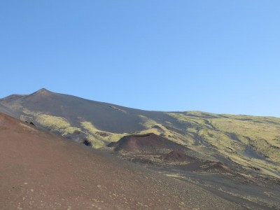Au volcan Etna - Italie