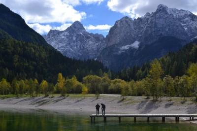 Alpes Juliennes en Slovénie
