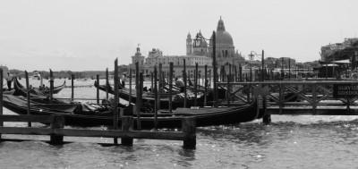 Venise au lever du jour