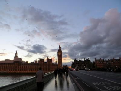 LONDRES LE SOIR