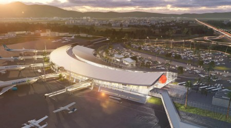 La Martinique se dotera d'un nouvel aéroport