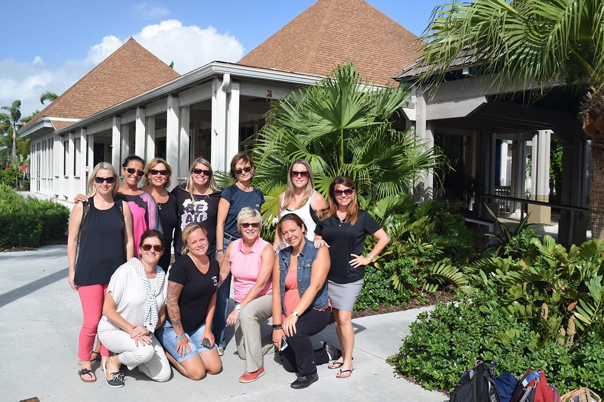 Éducotour réussi pour Transat Distribution Canada au Club Med Sandpiper Bay