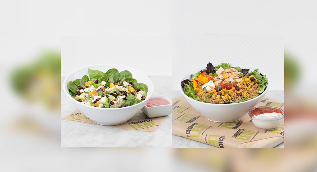 WestJet ajoute The Chopped Leaf à titre de fournisseur de repas exclusif à bord