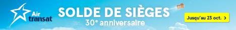 Transat website - Standard banner - Oct 17