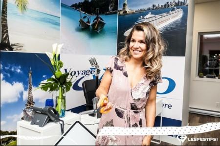 Le Groupe Atrium inaugure l'agence Voyage Vasco Pont-Rouge