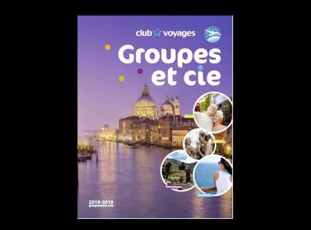 Nouvelle brochure Groupes et cie : des nouveautés pour tous les types de voyageurs