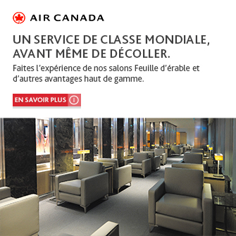 Air Canada Mindshare - Big box
