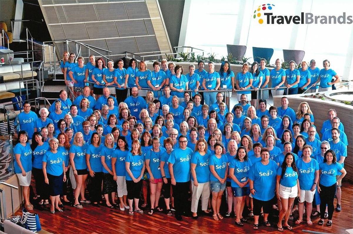 Voyages TravelBrands fait des vagues avec son cinquième séminaire SeaU
