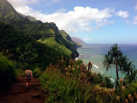 PAX à destination : un jardin d'Éden nommé Kauai