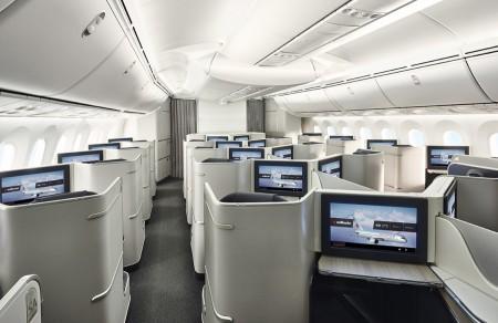 Aperçu du B787 d'Air Canada... en réalité virtuelle!