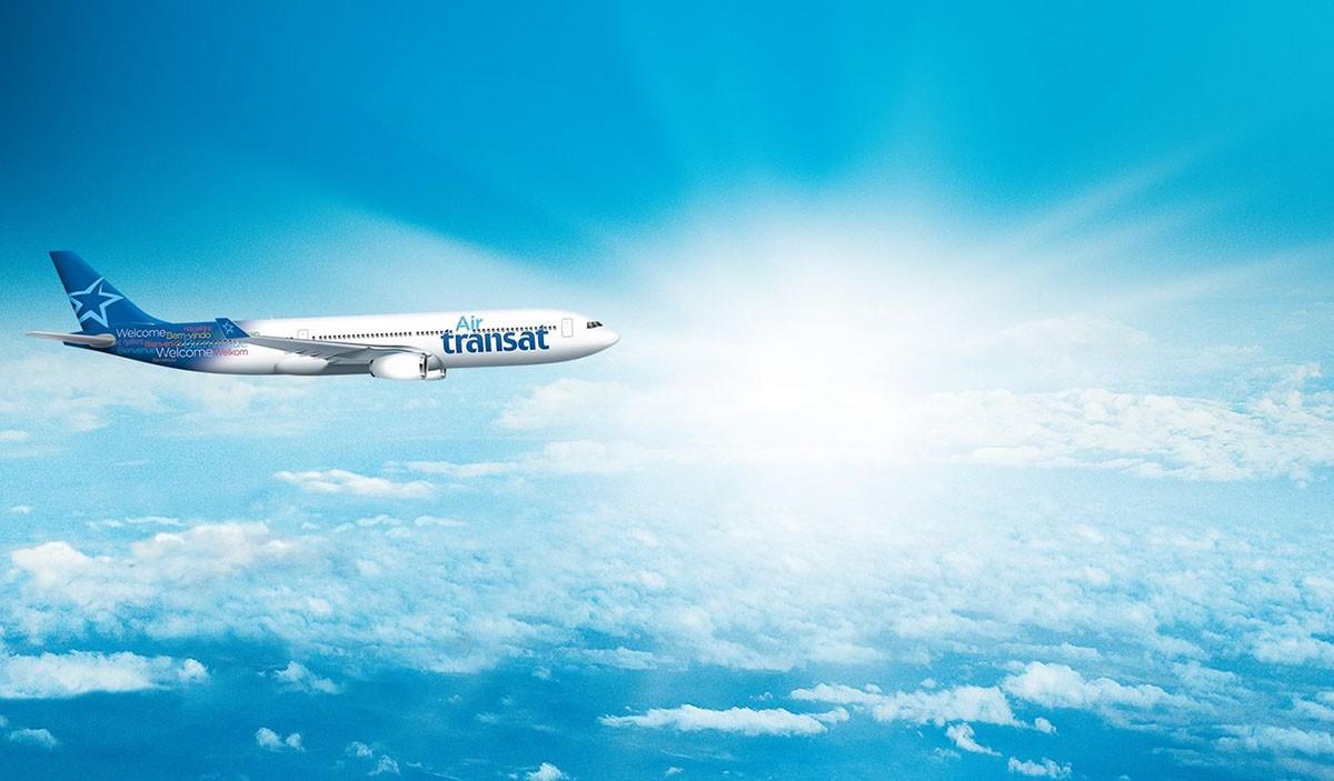 Air Transat : 10 000 sièges à moins de 599$