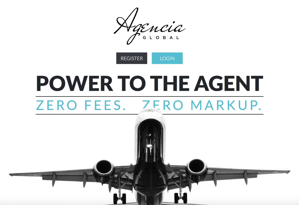 La plateforme B2B, Agencia Global, parée au décollage