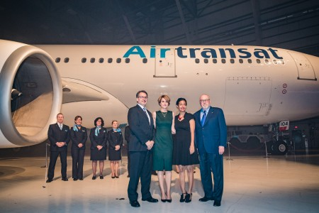 Transat s'offre une nouvelle livrée (et un groupe hôtelier) pour ses 30 ans