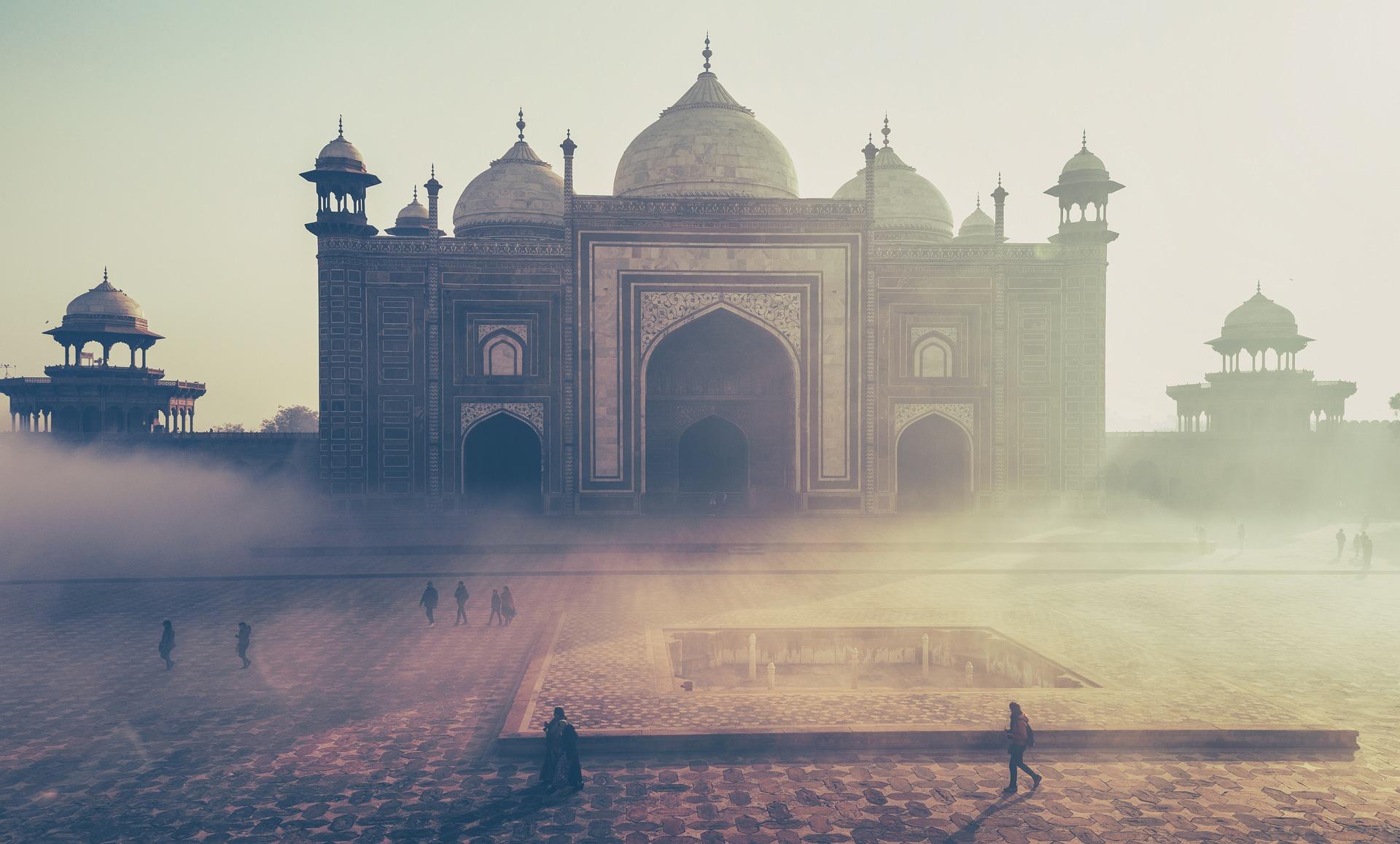 L'Inde Nord & Sud avec voyage In...