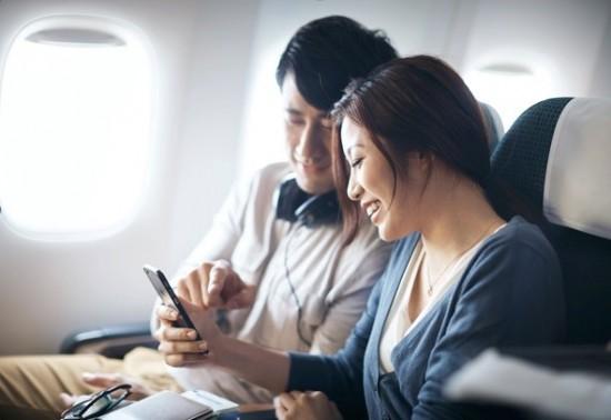 Du Wi-Fi sur tous les avions Cathay Pacific