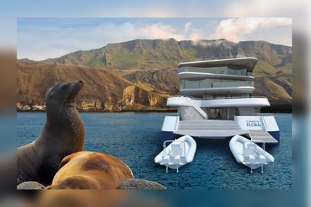 Premières images du Flora de Celebrity Cruises