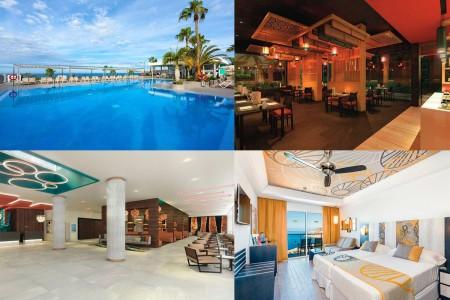 Le Clubhotel Riu Vistamar rouvre après la rénovation complète de ses installations
